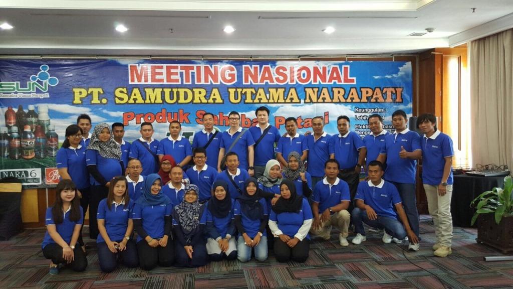 meeting nasional